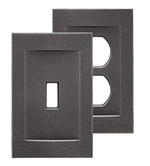 Signature Wrought Iron Magnetic Wall Plates