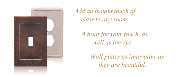 Wall Plate Decor