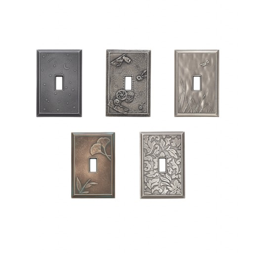 Decorative Switchplates Interior Decor Magnetic Wall