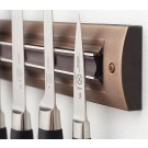 Classic Bronze Knife Rack