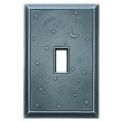 Night Sky Decorative Magnetic Single Toggle Wall Plate