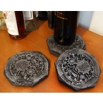 Boiler Room Coaster, Set of 4