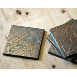 Ginkgo Coaster, Set of 4