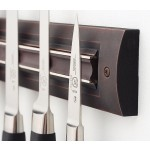 Oil Rubbed Bronze Knife Rack