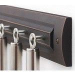 Oil Rubbed Bronze Utensil Rack