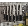 Mercer® 6pc Fully Forged Knife Set