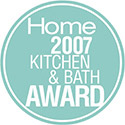 Home Magazine: Kitchen & Bath Show Design Excellence Award Best New Product of 2007 for Q-Seal