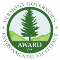 Vermont Governor's Award for Environmental Excellence 2007