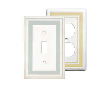 Color Accents Wall Plates