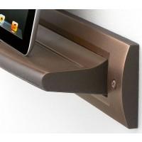 Classic Bronze Tablet Shelf