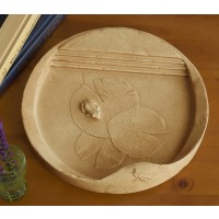 The Frog and The Dragonfly Bowl