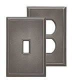 Classic Nickel Silver Magnetic Wall Plates image